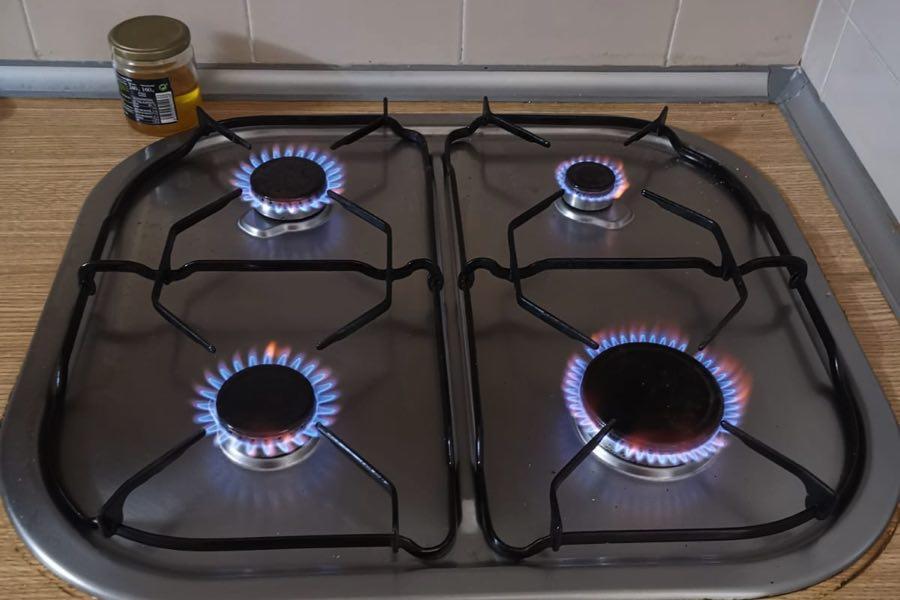Instalaciones de placas de cocina a gas natural - Gas ...